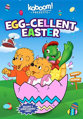 KABOOM:EGG CELLENT EASTER BY CERA,MICHAEL (DVD)